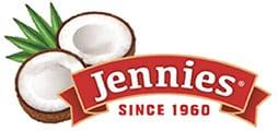 Macaroon King Jennies Gluten Free,Organic Logo