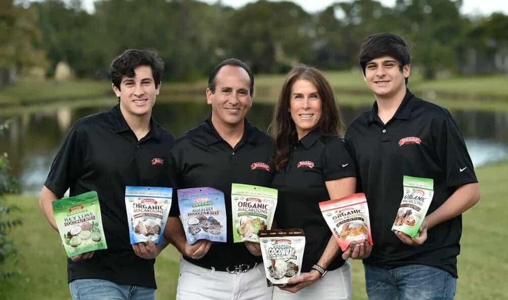 Jennies Macaroons - Lakewood Ranch couple plays key role2